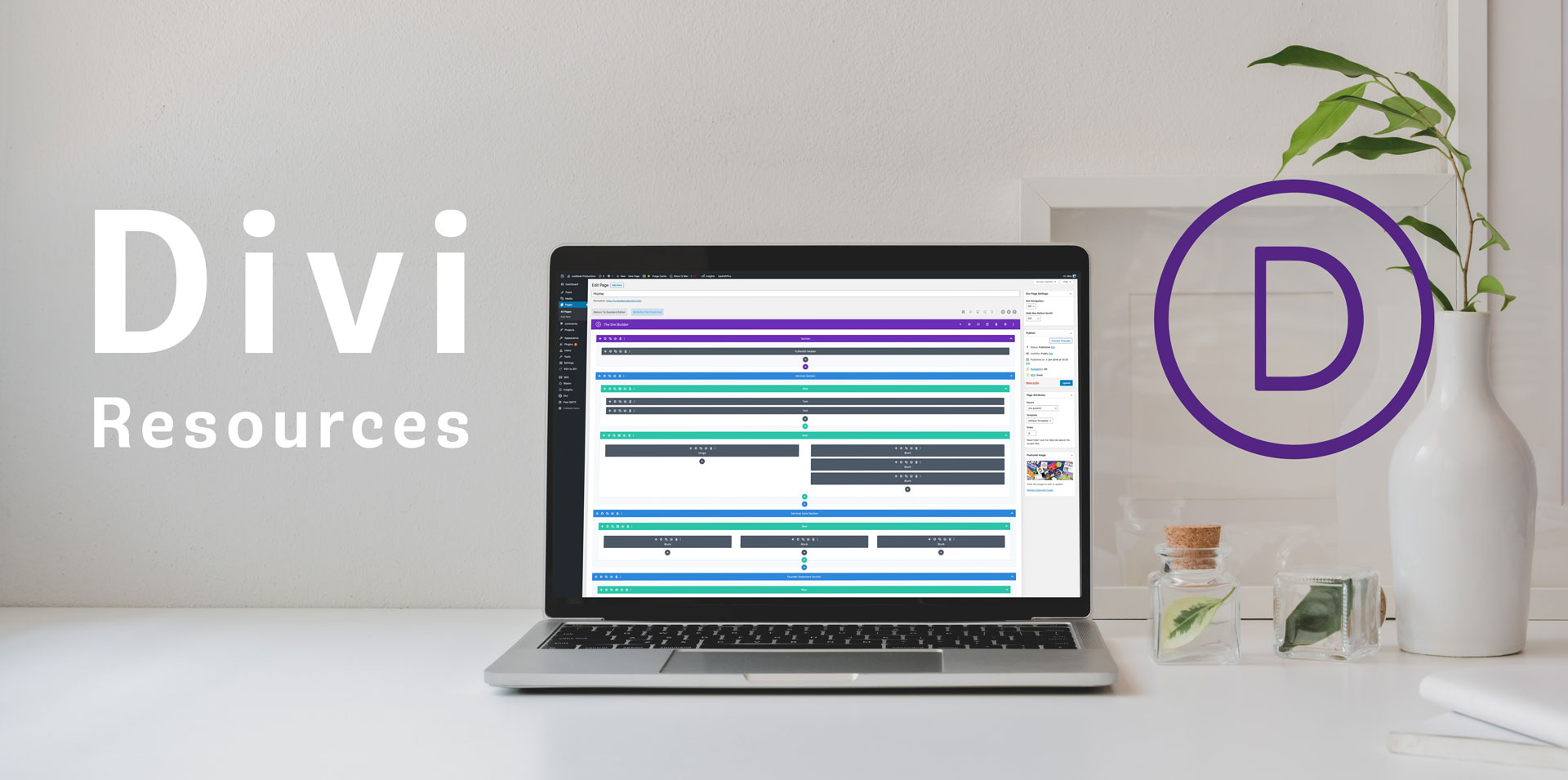 Divi Resources - JustBode Productions
