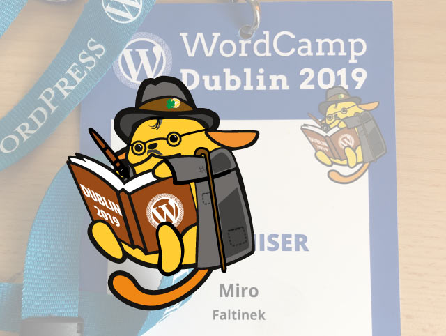 JustBode Productions - Wapoo - WordCamp Dublin 2019